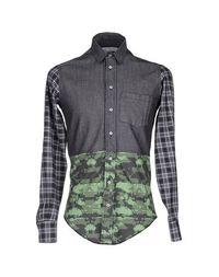 Джинсовая рубашка Leitmotiv