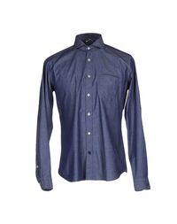 Джинсовая рубашка NEW England