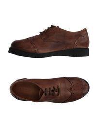 Обувь на шнурках Check
