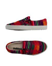 Низкие кеды и кроссовки Inkkas