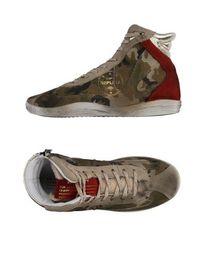 Высокие кеды и кроссовки Replika 03 Py