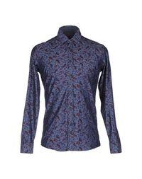 Джинсовая рубашка Grey Daniele Alessandrini