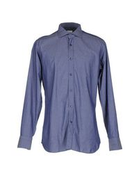 Джинсовая рубашка Caliban