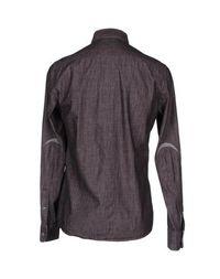 Джинсовая рубашка GAS
