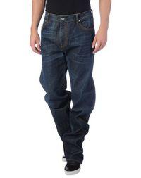 Джинсовые брюки Piombo