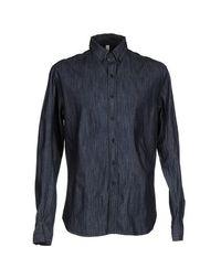 Джинсовая рубашка High