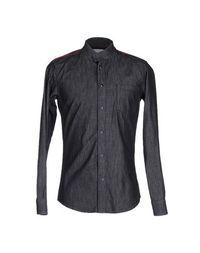 Джинсовая рубашка 8JS