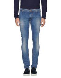 Джинсовые брюки Clin K