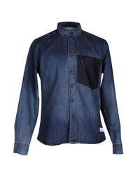 Джинсовая рубашка Adidas Originals