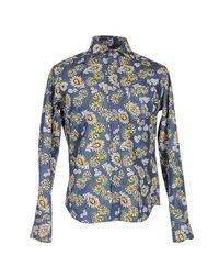 Джинсовая рубашка 45 R