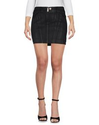 Джинсовая юбка Versace Jeans Couture