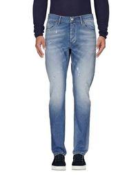 Джинсовые брюки Mamuut