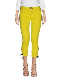 Джинсовые брюки-капри Plein SUD Jeanius
