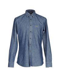 Джинсовая рубашка Hackett