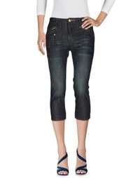 Джинсовые брюки-капри Dkny Jeans