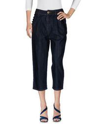 Джинсовые брюки-капри BEA
