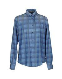 Джинсовая рубашка Armani Jeans