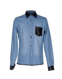 Джинсовая рубашка LES Éclaires