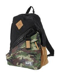 Рюкзаки и сумки на пояс Supe Design