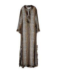 Длинное платье D&G
