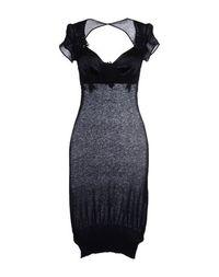 Платье до колена Ermanno Scervino Lingerie