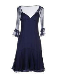 Платье до колена Galliano