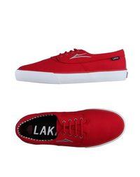 Низкие кеды и кроссовки Lakai