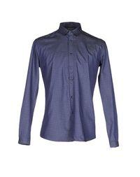 Джинсовая рубашка Quintessence