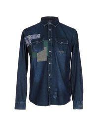 Джинсовая рубашка Desigual