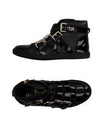 Высокие кеды и кроссовки Galliano
