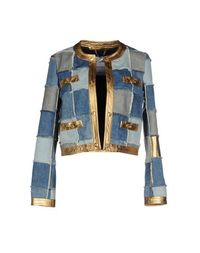 Джинсовая верхняя одежда Moschino Couture
