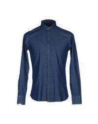 Джинсовая рубашка Alex Doriani