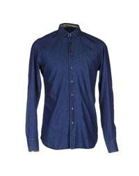 Джинсовая рубашка Alviero Martini 1A Classe