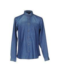 Джинсовая рубашка Jack & Jones Premium