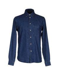 Джинсовая рубашка Paul Smith Jeans