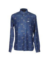 Джинсовая рубашка Originals BY Jack & Jones