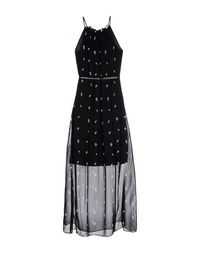 Длинное платье Karl Lagerfeld