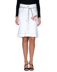 Джинсовая юбка Just Cavalli