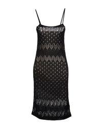 Платье длиной 3/4 Alessandro Dellacqua