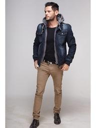Джинсовые куртки Nikolom