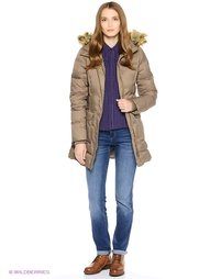 Стеганые пальто Wrangler