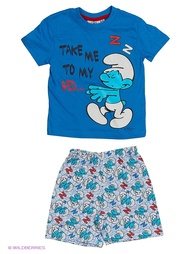 Пижамы The Smurfs