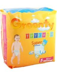Подгузники детские Greenty