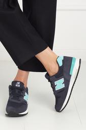 Замшевые кроссовки 565 New Balance