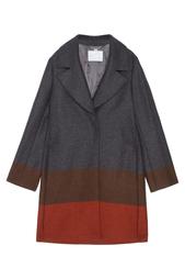 Шерстяное пальто Colora Hugo Boss