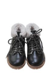 Кожаные ботинки Henry Bonpoint