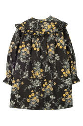 Платье с принтом Devika Bonpoint