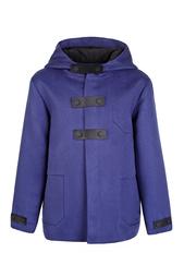 Шерстяное пальто Dior Children