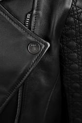 Кожаная куртка Dior Children