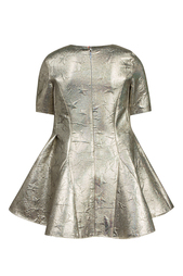 Платье силуэта new look Dior Children